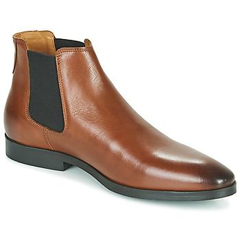 Zapatos Hombre Botas de caña baja Pellet BILL Marrón