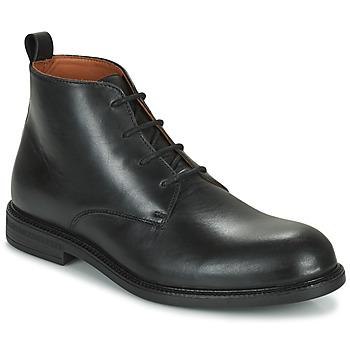 Zapatos Hombre Botas de caña baja Pellet BAPTISTE Negro