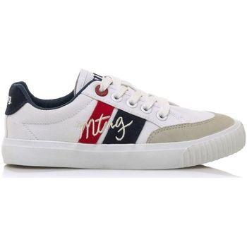 Zapatos Niños Zapatillas bajas MTNG TOM BLANCO