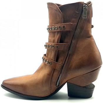 Zapatos Mujer Botines As98 510230 201 6871 CAMEL Marrón