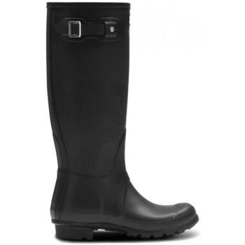 Zapatos Mujer Botas de agua Hunter WFT2072RMA BLK NEGRO Negro
