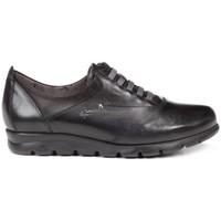 Zapatos Mujer Derbie Fluchos F0354 NEGRO Negro