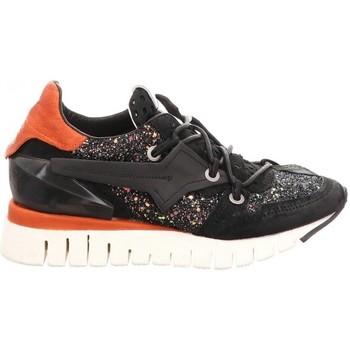 Zapatos Mujer Zapatillas bajas As98 A13109 901 0001 NEGRO Negro