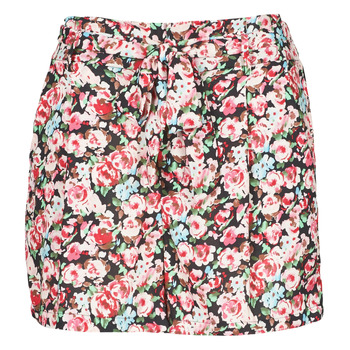 textil Mujer Shorts / Bermudas Betty London OULALA Negro / Rosa