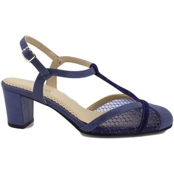 Zapatos Mujer Zapatos de tacón Gasymar 1213 Azul