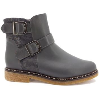 Zapatos Mujer Botines Gasymar 9927 Gris