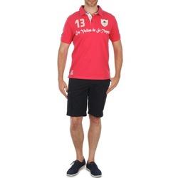 textil Hombre Shorts / Bermudas Les voiles de St Tropez SISTERSHIP Marino