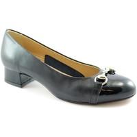 Zapatos Mujer Bailarinas-manoletinas Melluso MEL-E21-N546-NO Blu