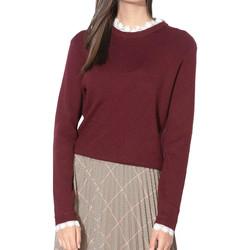 textil Mujer Jerséis Vila  Rojo