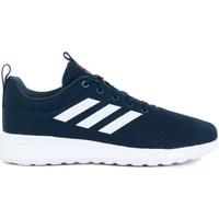 Zapatos Niño Zapatillas bajas adidas Originals Lite Racer Azul marino