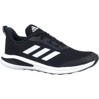 Zapatos Niños Running / trail adidas Originals Fortarun Negros