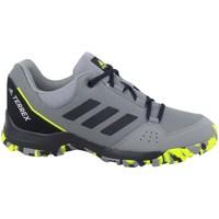 Zapatos Niños Senderismo adidas Originals Terrex Hyperhiker K Grises