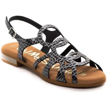 Zapatos Mujer Sandalias Oh My Sandals 4813//521V Gris