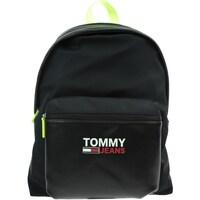 Bolsos Mochila Tommy Hilfiger Tjm Campus Twist Dome Negros