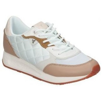 Zapatos Mujer Multideporte Yumas DEPORTIVAS  HESPERIA MODA JOVEN BLANCO Blanc