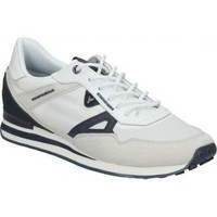 Zapatos Hombre Zapatillas bajas Yumas ZAPATOS  PERU CABALLERO BLANCO Blanc