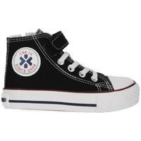 Zapatos Niños Zapatillas altas Chika 10 LITO 16N Negro/Black