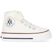 Zapatos Niños Zapatillas altas Chika 10 LITO 16N Blanco/White