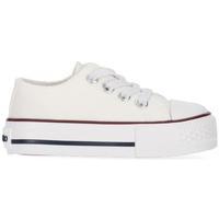 Zapatos Niños Zapatillas bajas Chika 10 LITO 07N Blanco/White