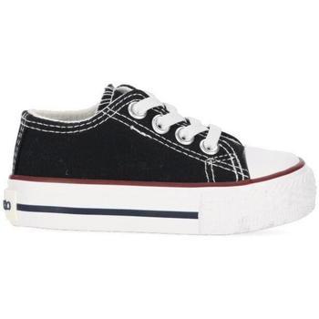 Zapatos Niños Zapatillas bajas Chika 10 LITO 07N Negro/Black