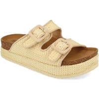 Zapatos Mujer Zuecos (Mules) Ainy M-185 Beige