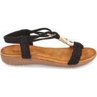 Zapatos Mujer Sandalias Clowse VR1-261 Negro