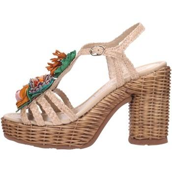 Zapatos Mujer Sandalias Pon´s Quintana 9300.000 Multicolore