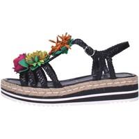 Zapatos Mujer Sandalias Pon´s Quintana 8334.000 Multicolore