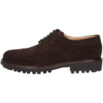 Zapatos Hombre Derbie Triver Flight 214-03B MARRÓN