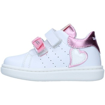 Zapatos Niña Zapatillas bajas Balducci MSPO3603R BLANCO