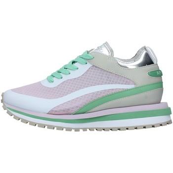 Zapatos Mujer Zapatillas bajas Apepazza S1LSD01/NYL ROSA