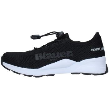 Zapatos Niño Zapatillas bajas Blauer S1ANDY01/KNI NEGRO