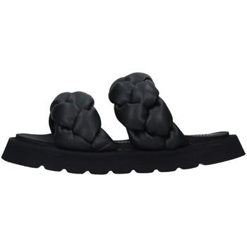 Zapatos Mujer Zuecos (Mules) Bruno Bordese BOSIRIS NEGRO