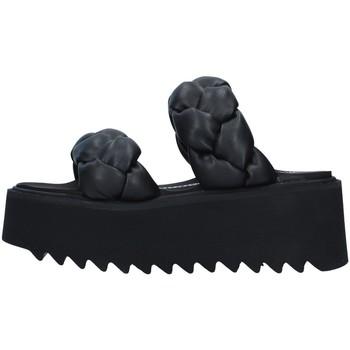 Zapatos Mujer Zuecos (Mules) Bruno Bordese BOSROSE NEGRO
