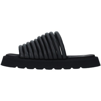 Zapatos Mujer Zuecos (Mules) Bruno Bordese BOSRIN NEGRO