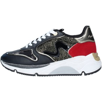 Zapatos Mujer Zapatillas bajas Manila Grace W0DS023LU NEGRO