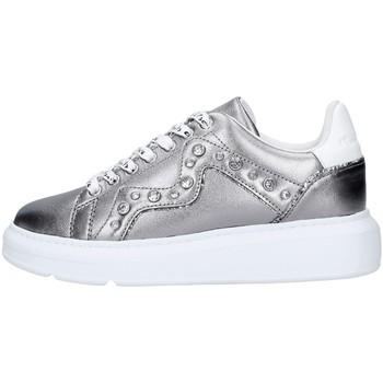 Zapatos Mujer Zapatillas bajas Manila Grace W0DS016LW GRIS