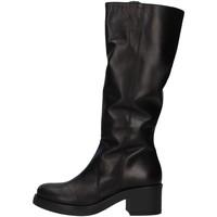 Zapatos Mujer Botas a la rodilla Unica 10187 NEGRO