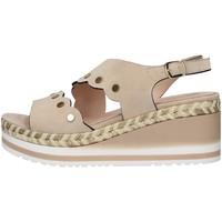 Zapatos Mujer Sandalias Melluso R70742 ECRU