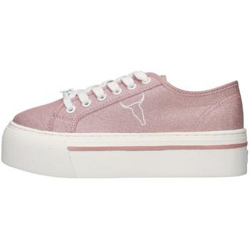 Zapatos Mujer Zapatillas bajas Windsor Smith WSPRUBY ROSA