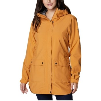 textil Mujer Parkas Columbia Here And There Trench Jacket Jaune