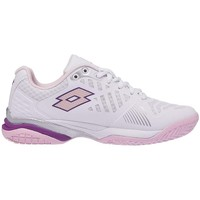 Zapatos Running / trail Lotto SPACE 400 ALR BLANCO ROSA MUJER 210742 590 BLANCO ROSA