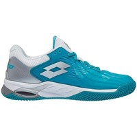Zapatos Running / trail Lotto MIRAGE 100 CLY AZUL BLANCO MUJER 210738 1NW AZUL BLANCO