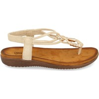 Zapatos Mujer Sandalias Clowse VR1-260 Beige