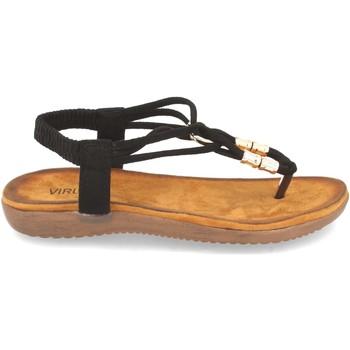 Zapatos Mujer Sandalias Clowse VR1-260 Negro