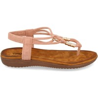Zapatos Mujer Sandalias Clowse VR1-260 Rosa