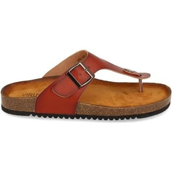 Zapatos Mujer Sandalias Clowse VR1-267 Camel