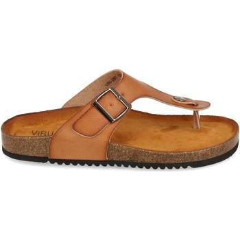 Zapatos Mujer Sandalias Clowse VR1-267 Kaki