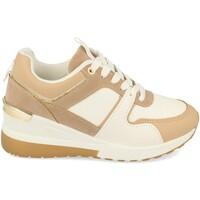 Zapatos Mujer Zapatillas bajas Buonarotti 1CD-1094 Camel