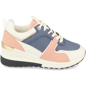 Zapatos Mujer Zapatillas bajas Buonarotti 1CD-1094 Rosa